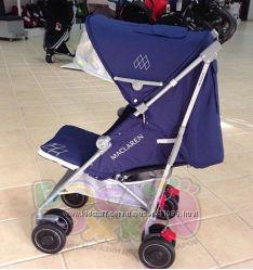 Прогулочная коляска-трость Maclaren Qwest, Techno XT и XLR 2016