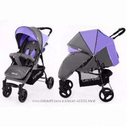 Прогулочная коляска CARRELLO Strada  Разные цвета