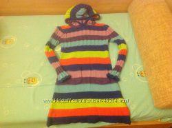 Нарядно-повседневное платье на девочку 8 лет р. 134-140