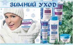 Серия Зимний уход Витэкс. Белорусская косметика