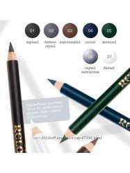 Белорусский контурный карандаш для глаз с витамином Е Relouis