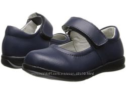 новые кожаные туфельки Xti Kids Испания р. 34 US 2. 5