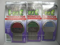 Гребень от вшей и гнид Nit Free Terminator - отличное средство