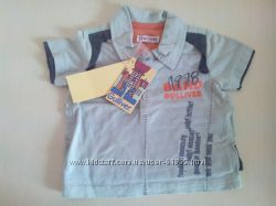 Новая футболка Gulliver 6848р