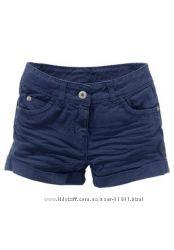 Джинсовые темносиние  шорты  Arizona jeans Германия, С, м, л