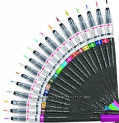 Кисти с акварельной краской Color Brush