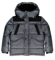 M-647 Зимняя евро куртка для мальчиков р. 104, 110, 116, 122, 128