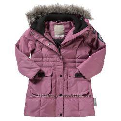 D-824 Пуховое пальто для девочки NAME IT р. 158, 164