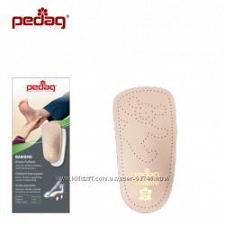 Ортопедические кожаные полустельки pedag
