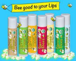 Натуральные бальзамы EOS и Sierra Bees  США