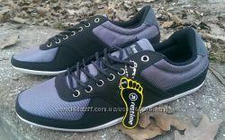 Спортивные туфли Restime, натуральный нубук, текстиль.  Распродажа