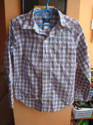 Рубашка для школьника Carters состояние новой