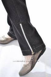 Новые джинсы на флисе