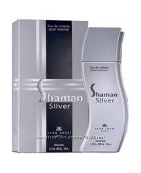 Туалетная вода Shaman Silver