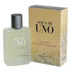 Туалетная вода Aqua Di Uno