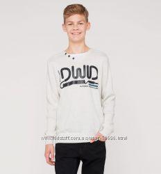 Светло-серый свитер из Германии. C&A