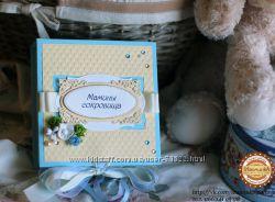 Мамины сокровища - коробочка для хранения самых важных воспоминаний