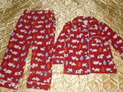 Флисовые пижамки в садик