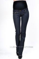 Стильные джинсы  для беременных ТМ Yessica