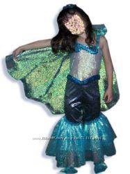 эксклюзивный карнавальный костюм платье Русалочки