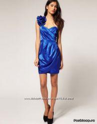 Шикарное платье Lipsy размер 10