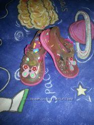 Пляжные сандалики  Next 13см по стельке