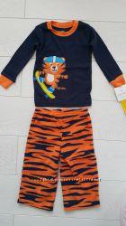 Пижамы CARTERS прекрасный подарок 12 мес, 2т-5т, 5-8