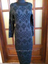 Платье фирмы H&M с красивым узором