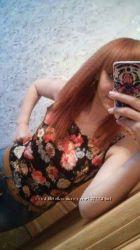 Блузка майка  с цветочным принтом