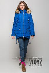Заказ женские пуховики и пальто  X-Woyz