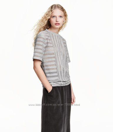 Новая футболка блузка H&M