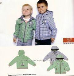 ветровки, куртки Baby Line остатки по старым ценам