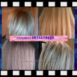 Покраска волос. Emmebi Italia