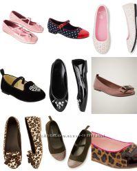 Туфельки для маленьких модниц
