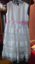Платье для девочки нарядное на выпускной