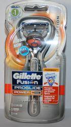 Новинка Станок GILLETTE fusion proglide power flexball technology