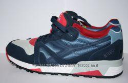 Мужские кроссовки Diadora MenN9000 nyl blu-rosso-grigio 160827-60072 из США