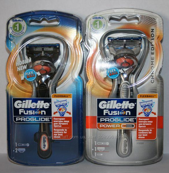 Мужские станки для бритья GILLETTE и Schick в наличии.