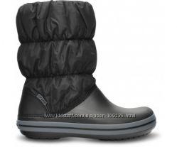 СП Crocs зимние сапожки для мамочек