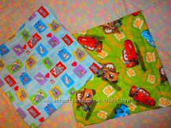 Одеялки, покрывала  и бортики любого размера