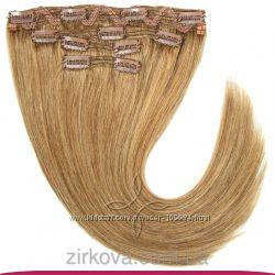 Накладные чудо-пряди, волосы на заколках. Все в наличии