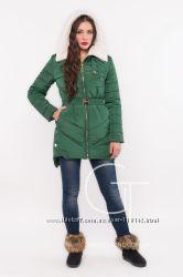 Зимние куртки на тинсулейте недорого Теплее нет