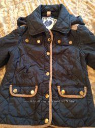 Стильная стеганная куртка фирмы ТU 5-6T