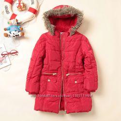 Великолепная зимняя курточка для девушек TU
