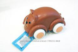 Скидка. Машинки-животные Мишка 12 см Викинг Тойс, Viking Toys 1050, 1070