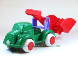 Скидка. Грузовик с ковшом, 14 см Викинг Тойс Viking Toys 1061