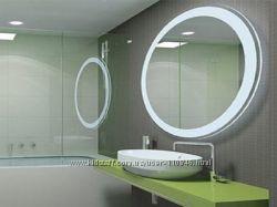 Зеркала для ванной с LED подсветкой