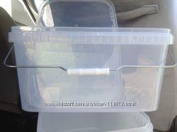Контейнер пластиковый пищевой 11л