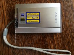 Фотоаппарат Sony Cyber-shot DSC-T300