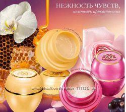 Бальзамы для кожи, с ароматом нежной розы , ягод и меда